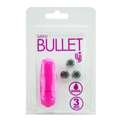 Loving Joy 3 Speed Bullet Vibrator
