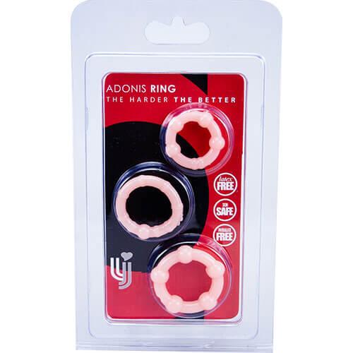 Loving Joy Cock Ring Set