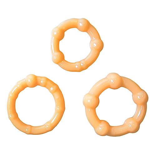 Loving Joy Erection Rings