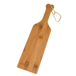 Bound to Please Wooden Spanking Paddle