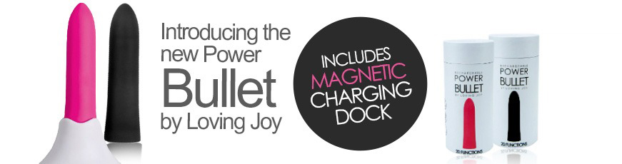 Loving Joy Power Bullet Vibrator